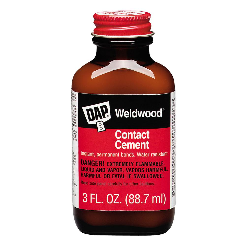 DAP Weldwood 3 fl. oz. Original Contact Cement