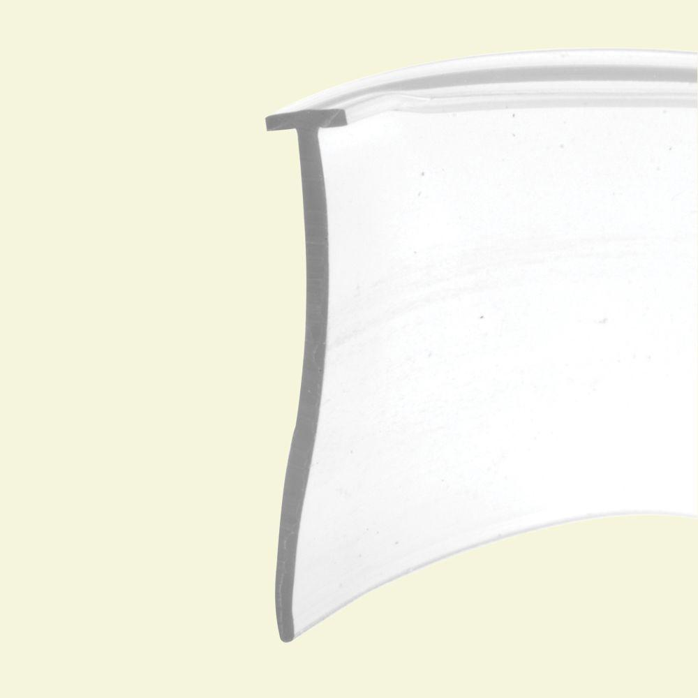 Prime Line T Style 36 In Clear Shower Door Bottom Seal M