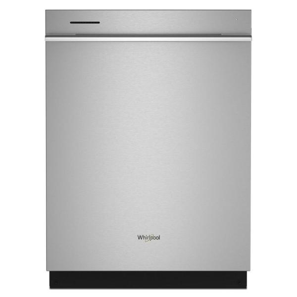 24 in. Stainless Steel Top Control Built-In Tall Tub Dishwasher 120-Volt with Tub