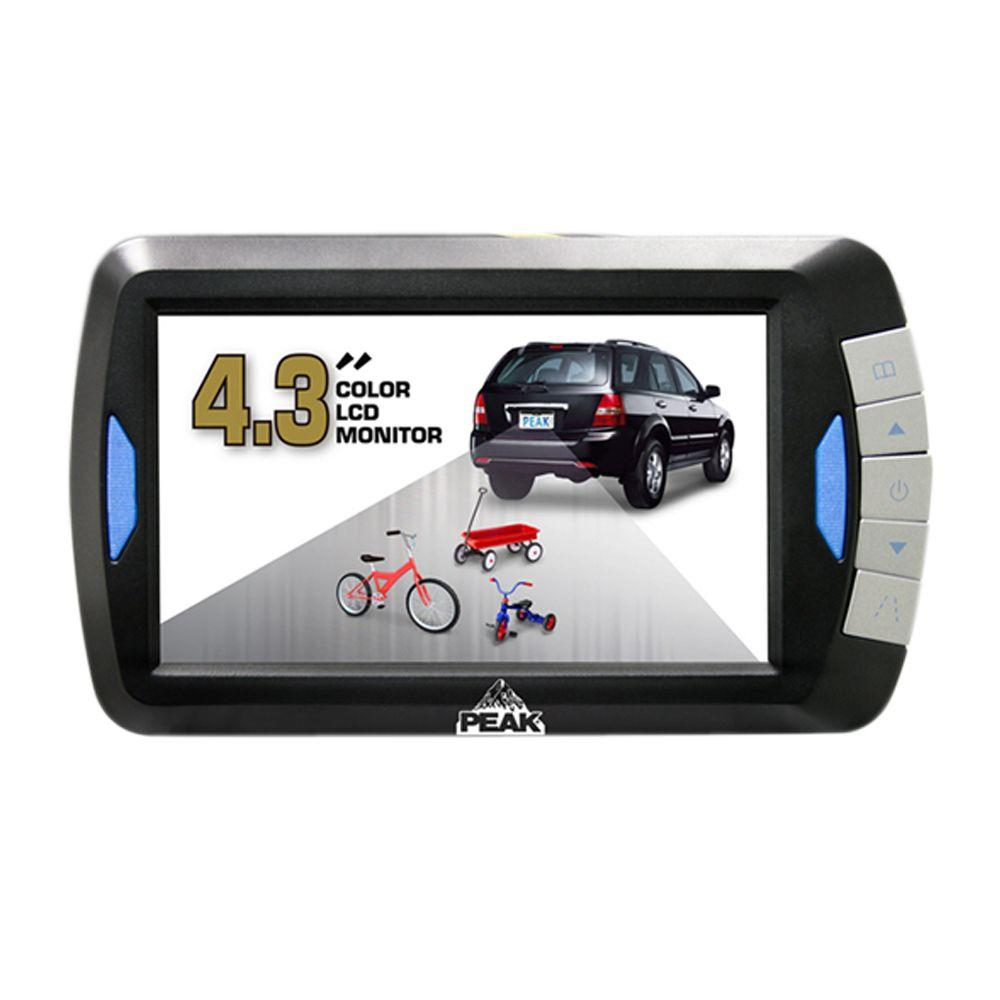 Backup Camera Bc30 Installation Wiring Diagram Trusted Back Up For Car Diagrams 4 3 In Pkc1bu4 The Home Depot