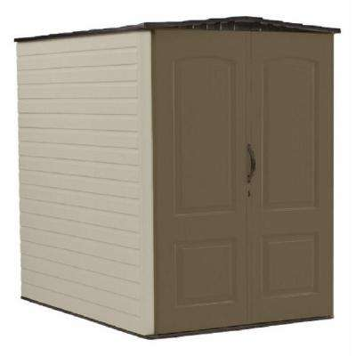 Big Max  6 ft. 3 in. x 4 ft. 8 in. Resin Storage Shed