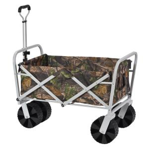 Click here to buy  3.5 cu. ft. 21 inch W Steel Folding Wagon.