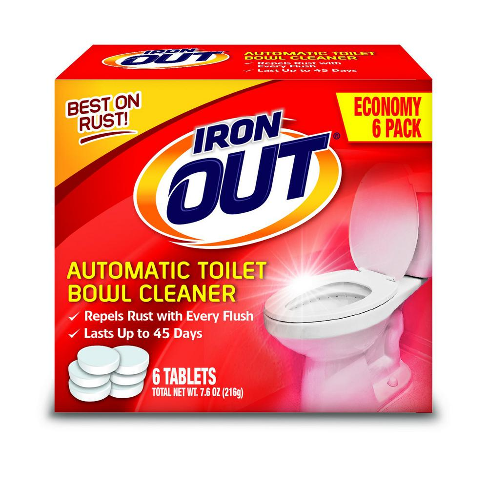 Super Iron Out 7.6 oz. Automatic Toilet Bowl Cleaner