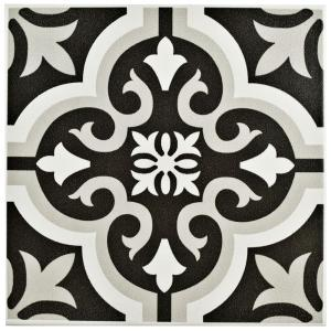 Braga Classic 7-3/4 in. x 7-3/4 in. Ceramic Floor and Wall Tile (10.76 sq. ft. / case)