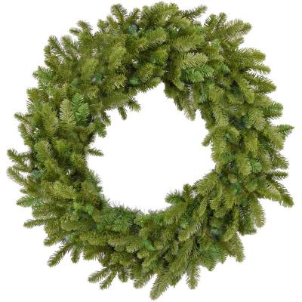 36 in. Grandland Artificial Holiday Wreath