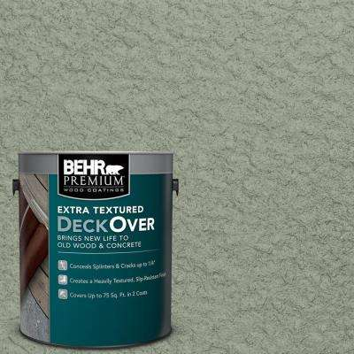 1 gal. #SC-143 Harbor Gray Extra Textured Solid Color Exterior Wood and Concrete Coating