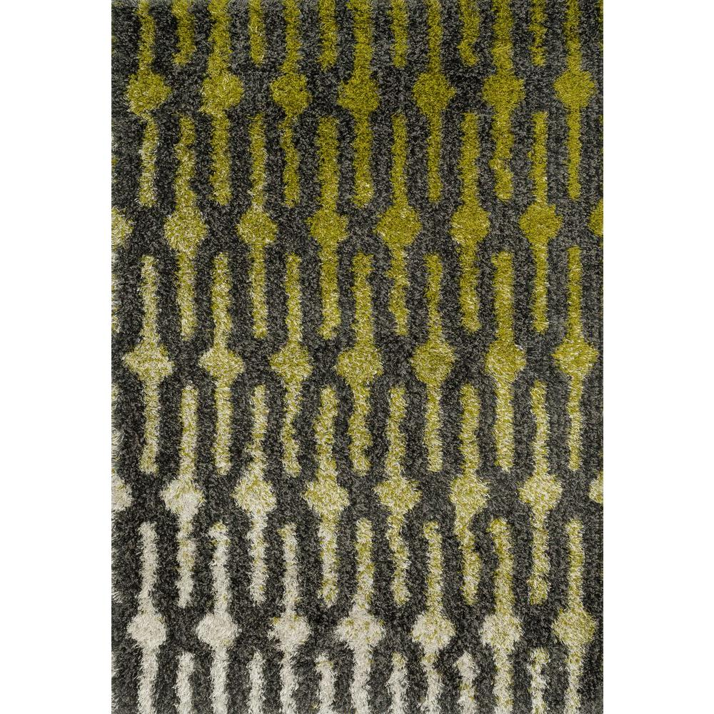 Loloi Rugs Cosma Lifestyle Collection Green/Grey 7 ft. 7 in. x 10 ft. 5 in. Area Rug