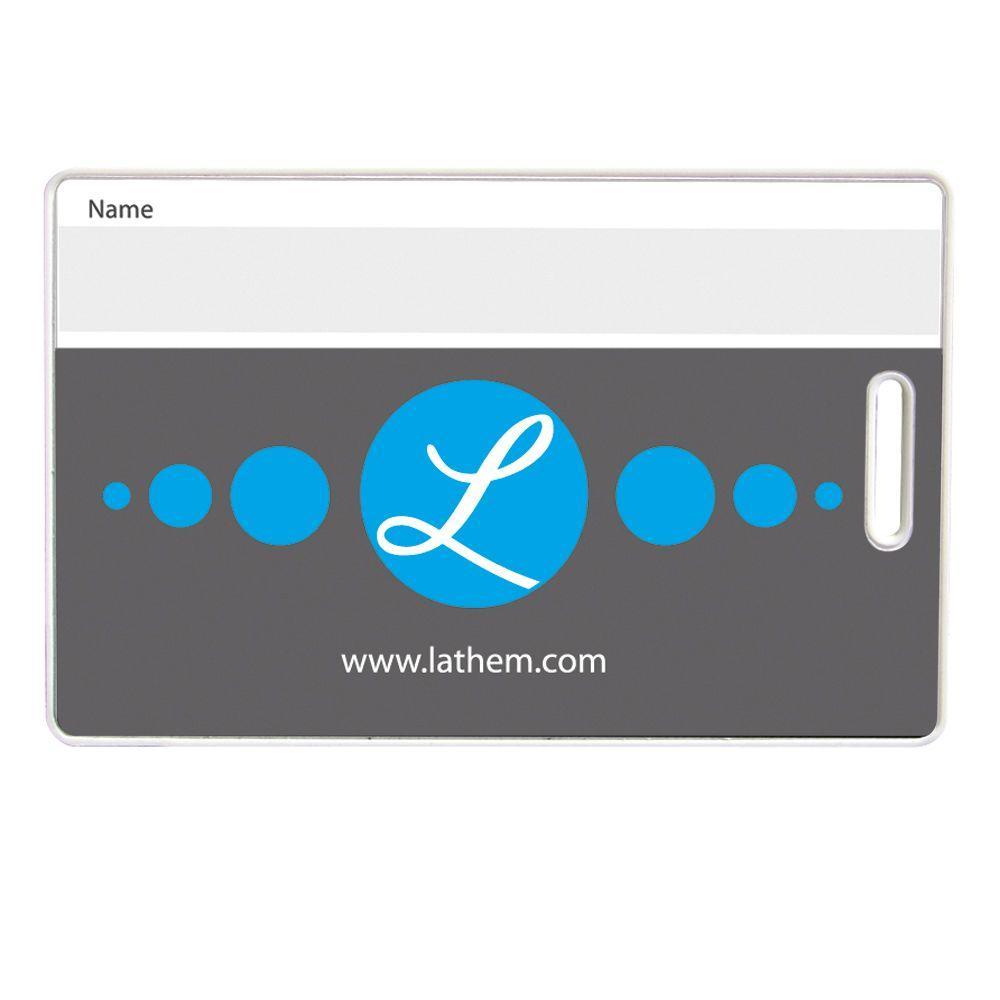 Lathem Time Proximity ID Badges (15-Pack)