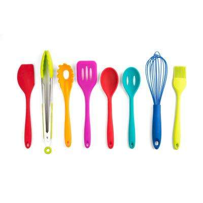 Essential Silicone Multi Utensil Set (set of 8)