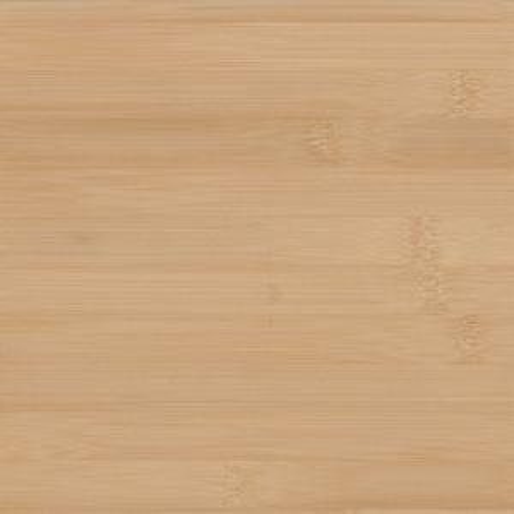 Wood Countertop Sample In Natural Bamboo Plank