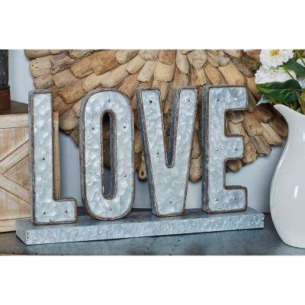 Indoor LOVE LED Decorative Sign