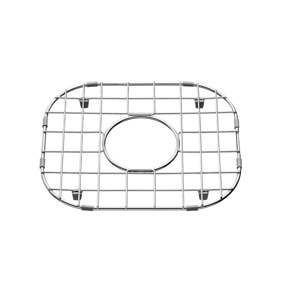 American Standard Portsmouth 18 in. x 16 in. Kitchen Sink Grid in Stainless Steel