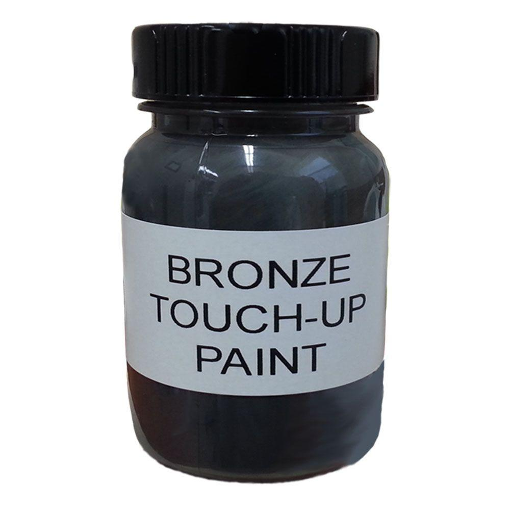 touch up paint ez handrail 1 oz bronze touch up paint for ez handrail 28625