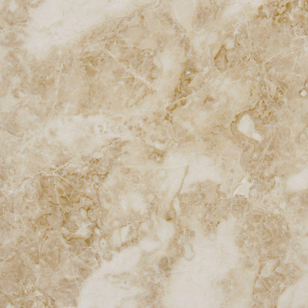 Granite tile natural stone tile the home depot polished marble floor and wall dailygadgetfo Images