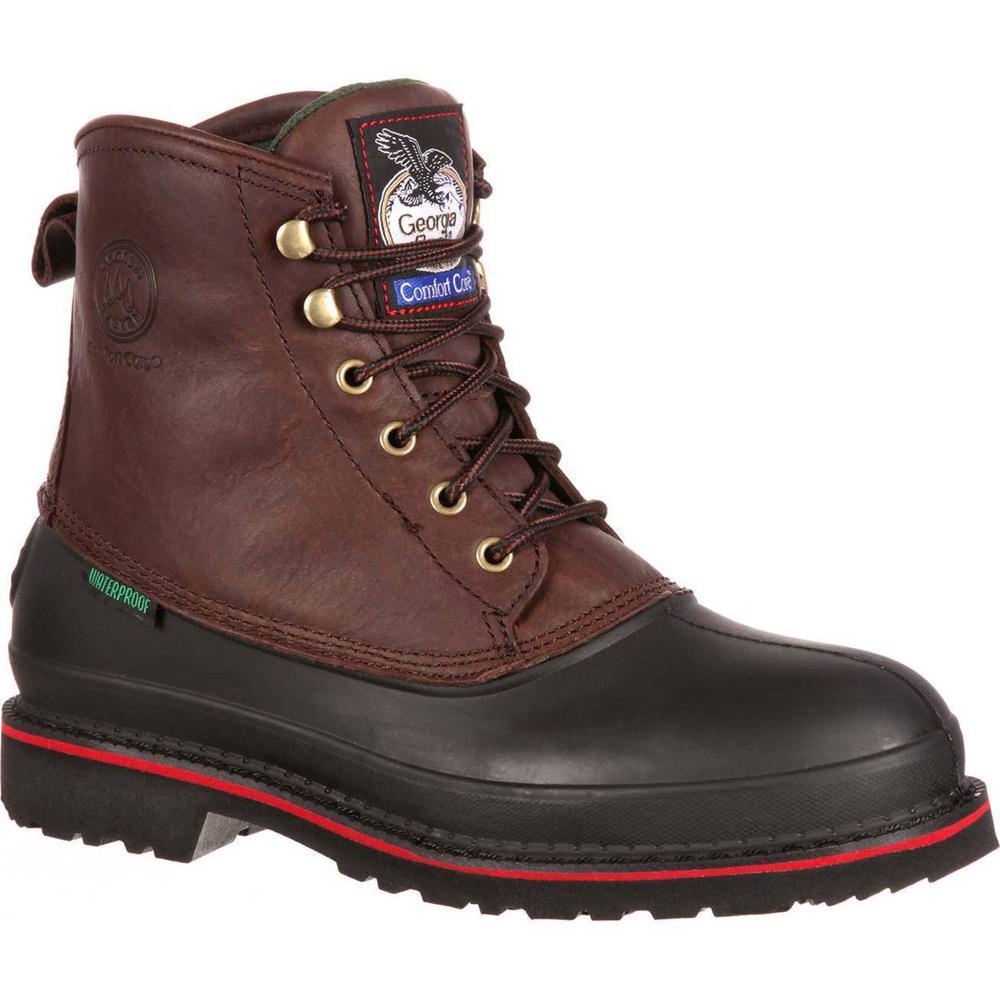 Men's Muddog Waterproof Work Boot