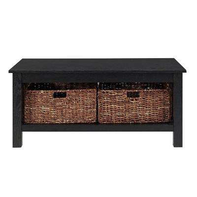 Walker Edison Furniture Company Coffee Table Accent Tables