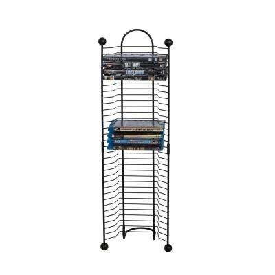 Gunmetal Media Storage