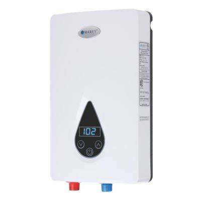 220-Volt Self-Modulating 14.6 kW 3.5 GPM Multiple Points of Use Tankless Electric Water Heater