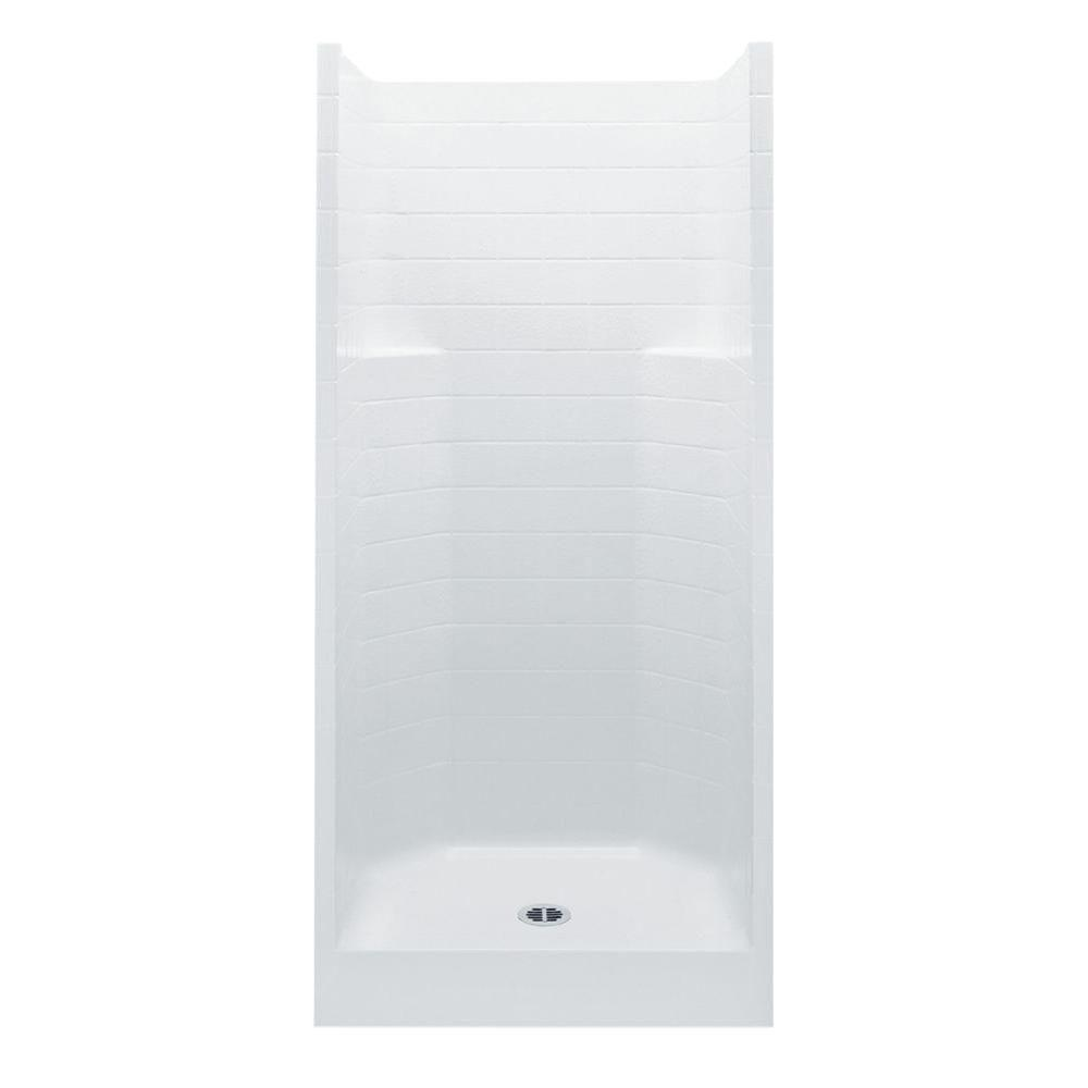 Everyday Textured Tile AFR 36 in. x 36 in. x 75