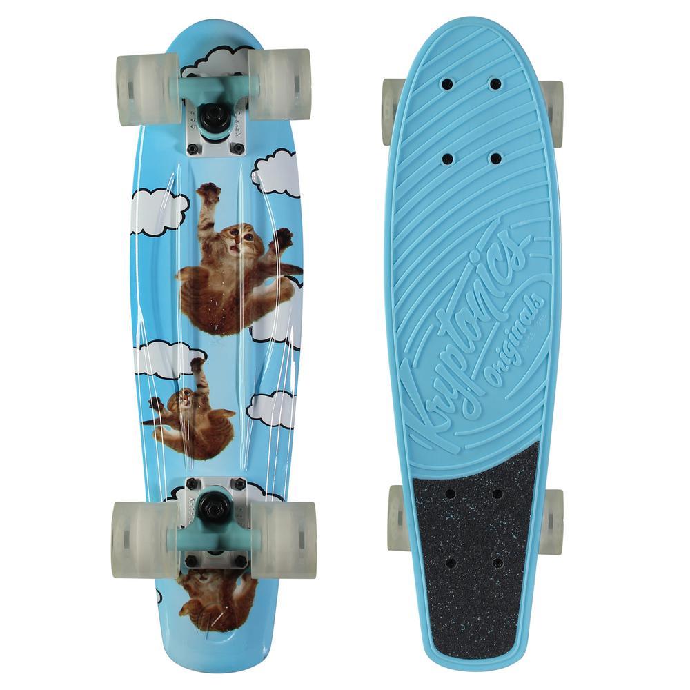22.5 in. x 6 in. Original Complete Skateboard