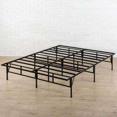 14 in. Twin XL Easy-to-Assemble SmartBase Mattress Foundation
