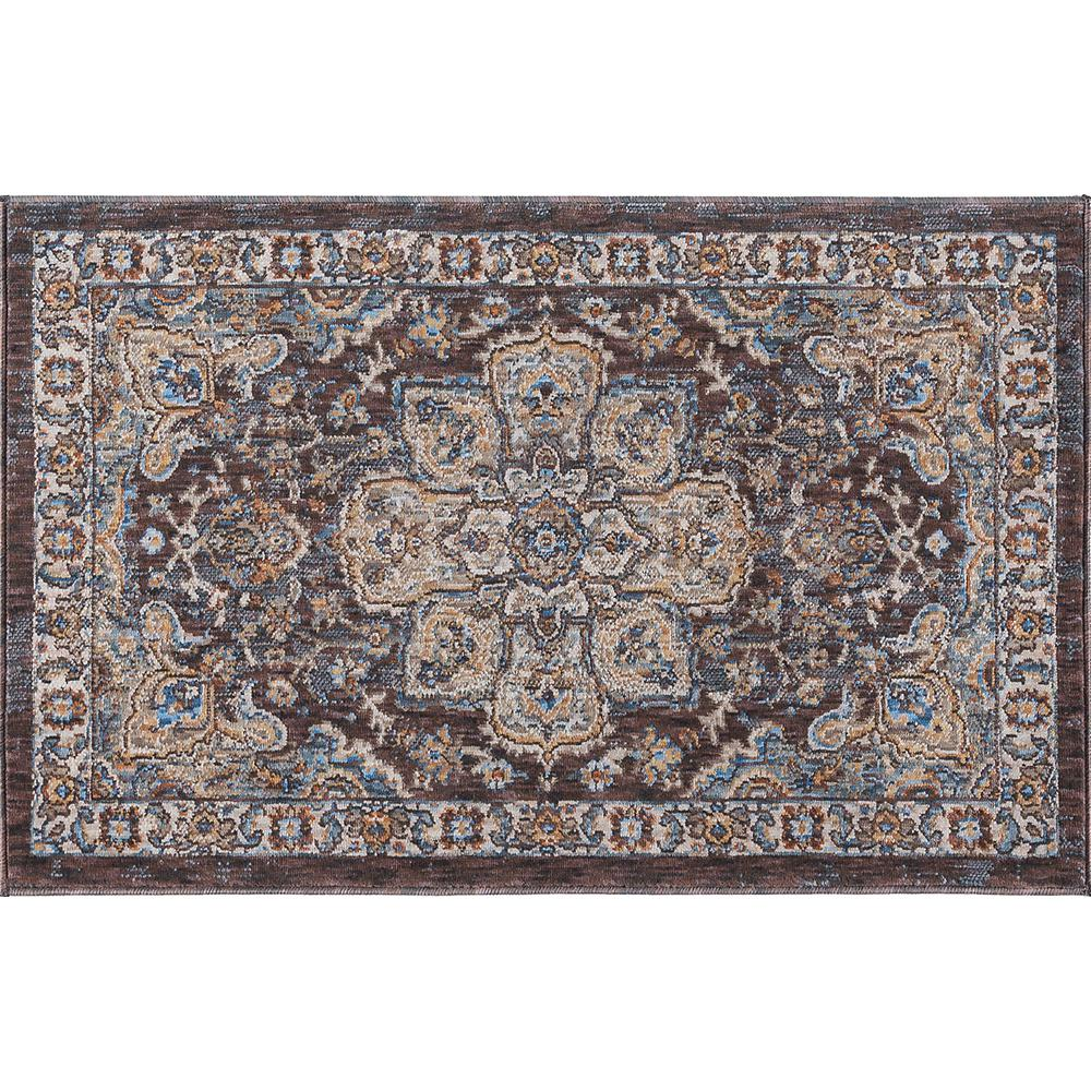 tayse rugs fairview ivory 2 ft. x 3 ft. accent rug-fvw3302 2x3