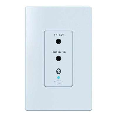 Bluetooth Remote Input Module Color Change Kit in. White