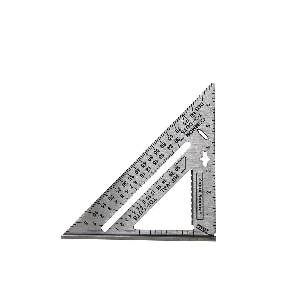7 in. Rapid Square Manual