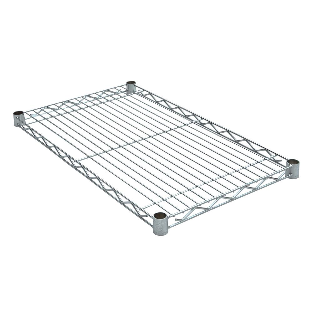 36 in. W x 14 in. D Individual NSF Wire shelf