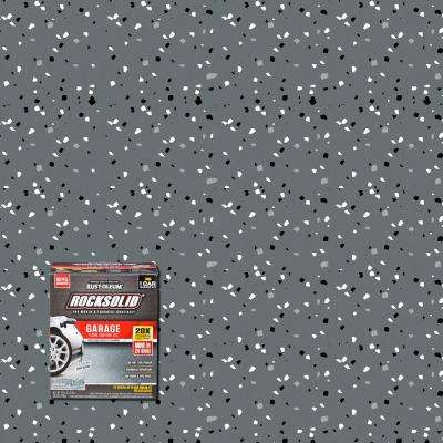 76 oz. Dark Gray Polycuramine 1 Car Garage Floor Kit (2-Pack)