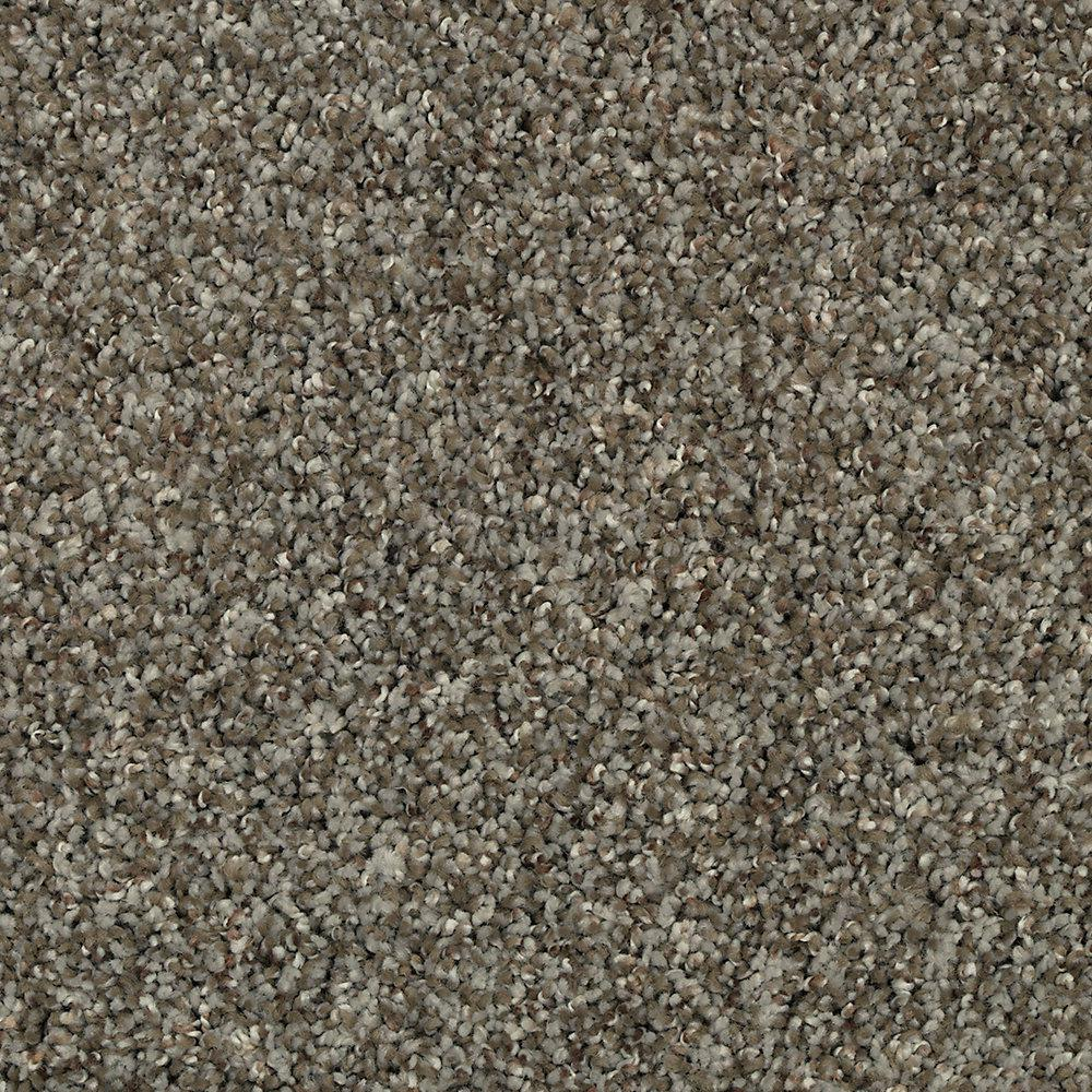 Lifeproof Barx II - Color Mineral Texture 12 ft. Carpet