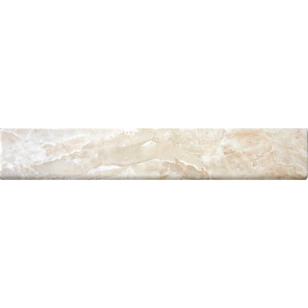 Porcelain Bullnose Wall Tile 15 Lin