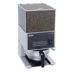 Click here to buy BUNN Low Profile Series 6 lb. Coffee Grinder by BUNN.