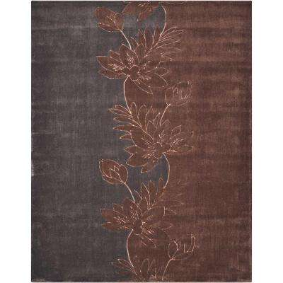 Contour Multicolor 7 ft. 3 in. x 9 ft. 3 in. Area Rug