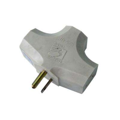 3-to-1 Adapter, Beige