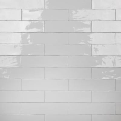 Chester Bianco 3 in. x 12 in. Ceramic Wall Subway Tile (5.93 sq. ft. / Case)