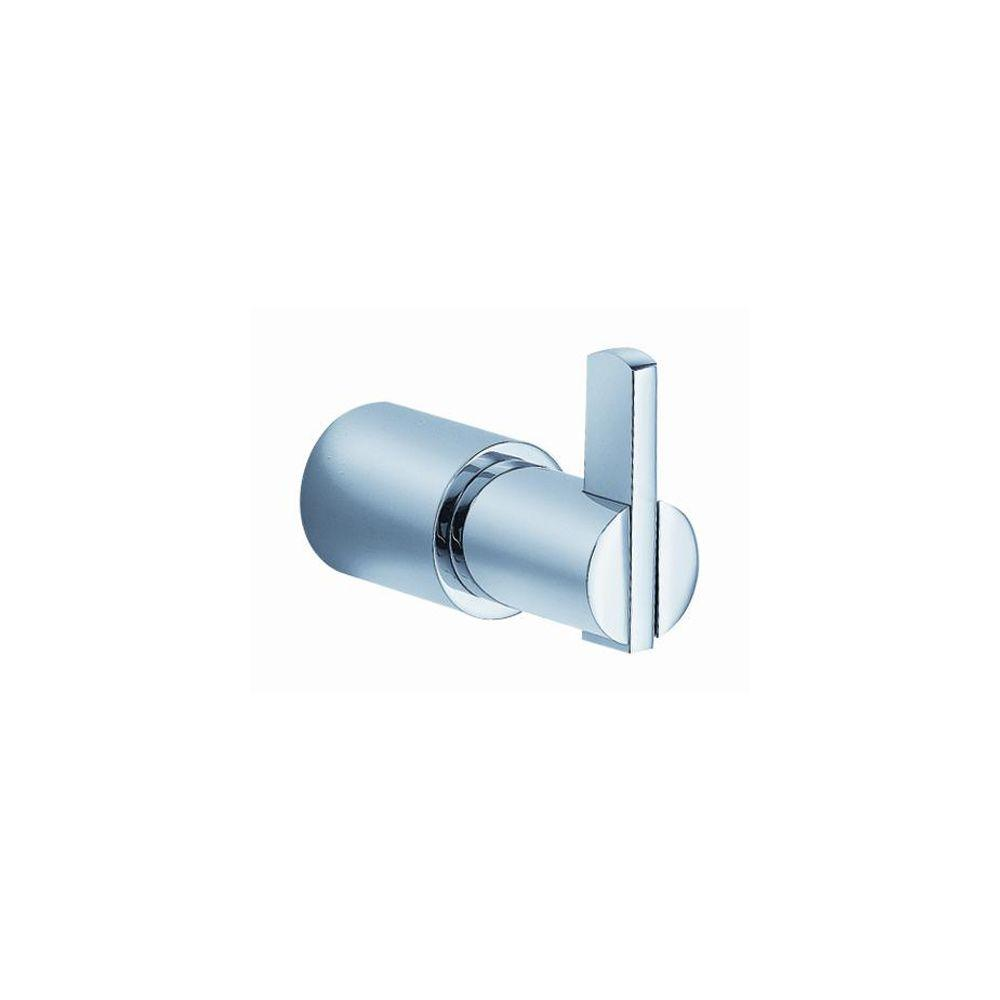 Magnifico Single Robe Hook in Chrome