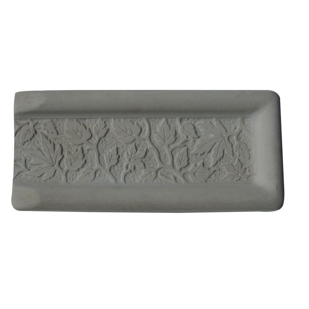 Oldcastle 24 In Gray Concrete Splash Block 38650200 The