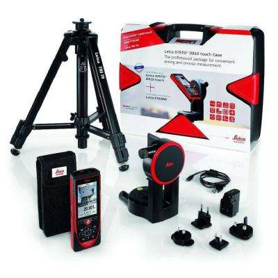 Disto D810 Touch Laser Distance Meter D810 with Tripod and Adapter
