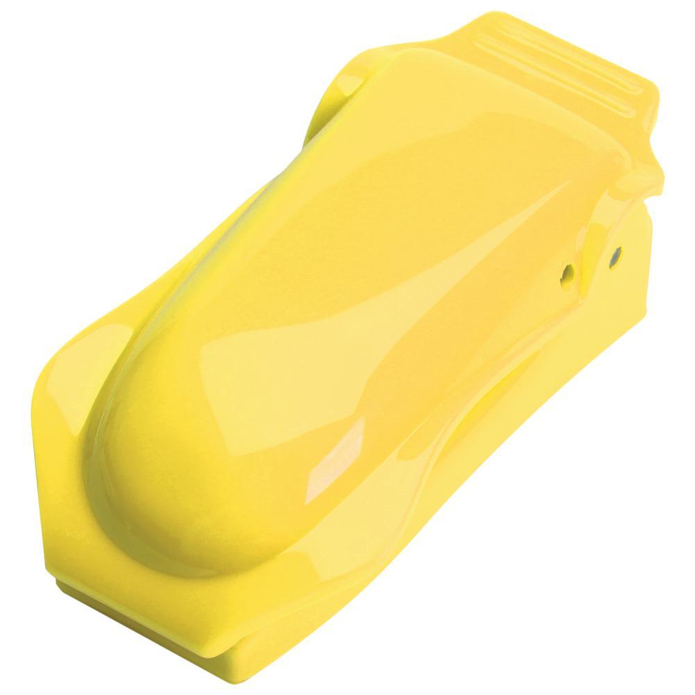Yellow Eyewear Clip