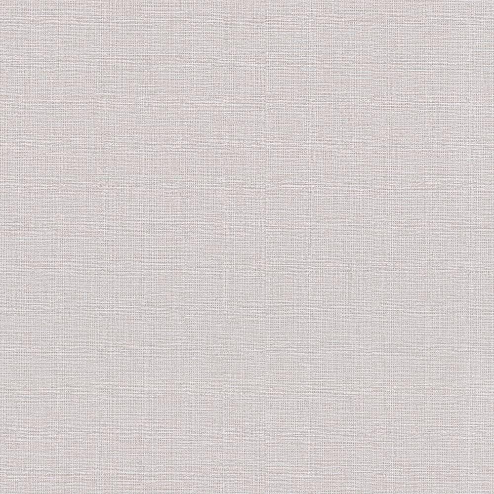 Cotton Light Grey Texture Wallpaper