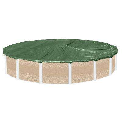 Ultimate Heavy-Duty Winter Cover 27 ft. Round