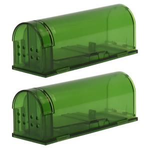 Catch and Release Humane Mouse Trap (2-Pack)