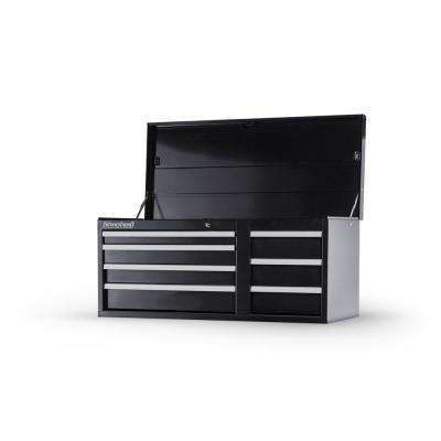 Workshop Series 42 in. 7-Drawer Top Chest in Black