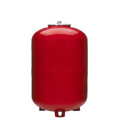 26.5 gal. 35 psi Pre-Pressurized Vertical Solar Water Heater Expansion Tank 120 psi