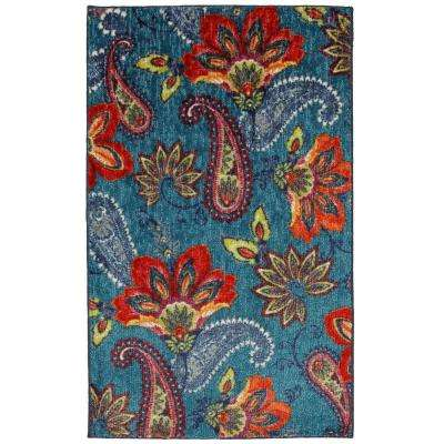 Whinston Multi 5 ft. x 8 ft. Area Rug