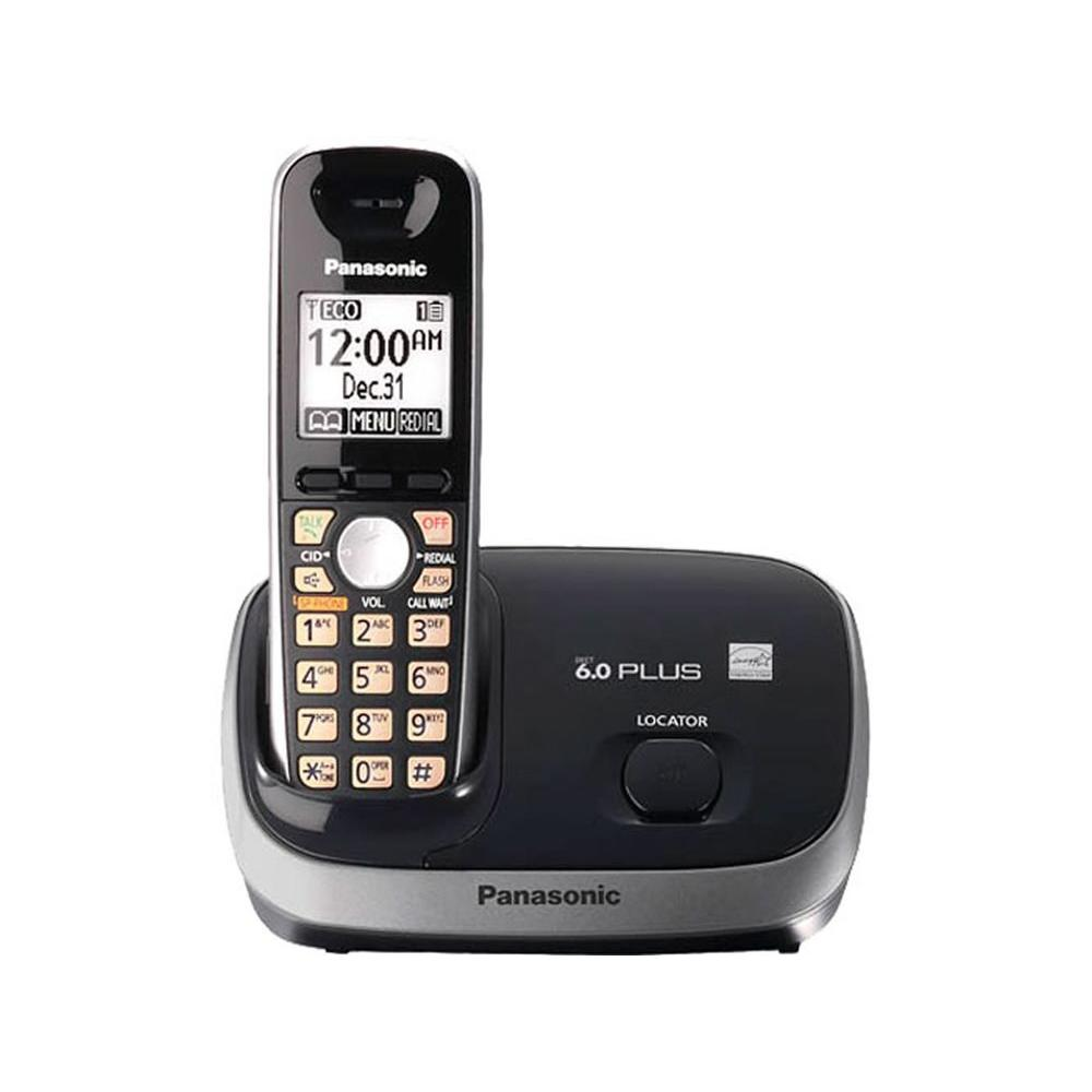 Panasonic Dect 6.0+ Cordless Phone with Caller ID and Handset Speakerphone-DISCONTINUED