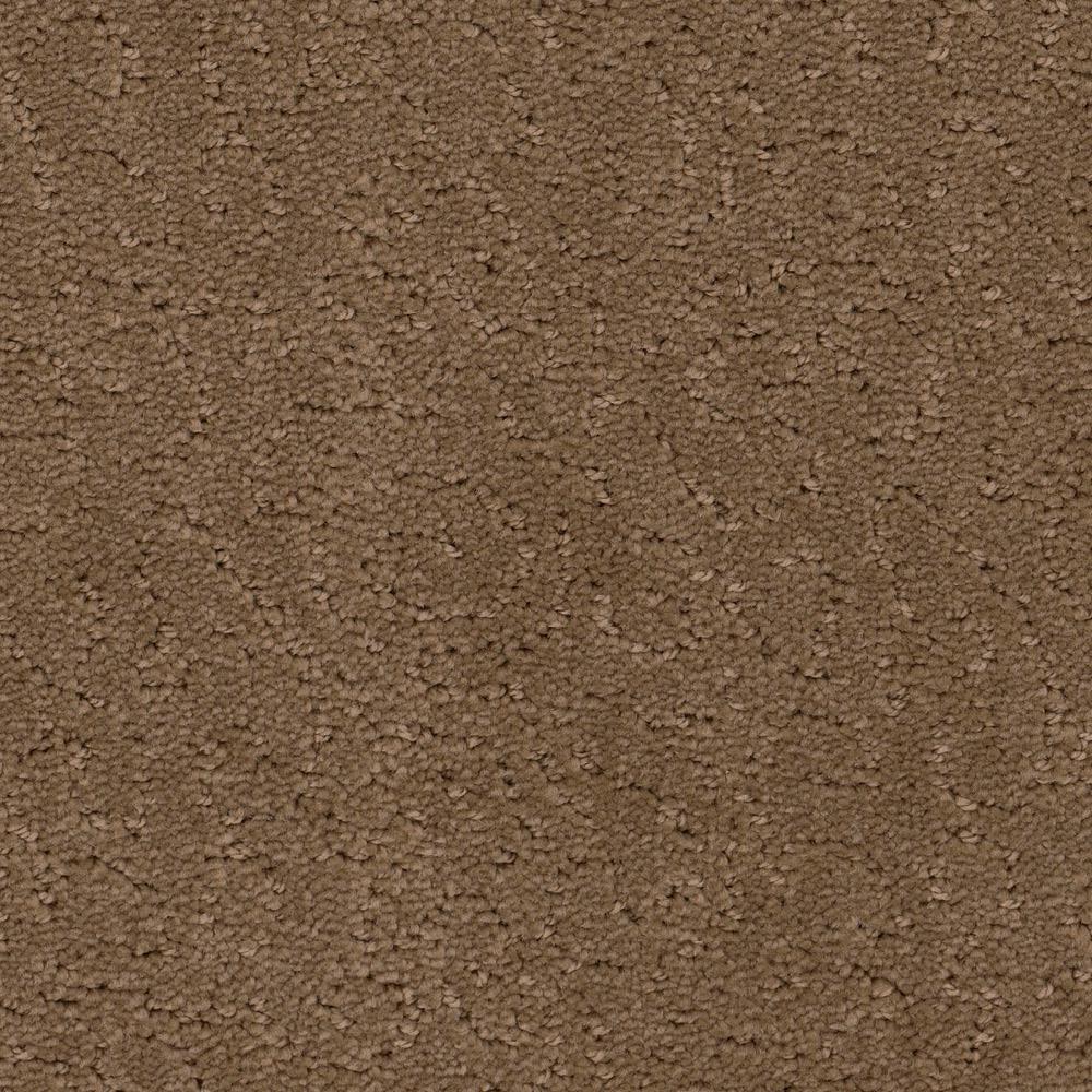 Carpet Sample - Adalida - Color Neutrino Pattern 8 in. x 8 in.