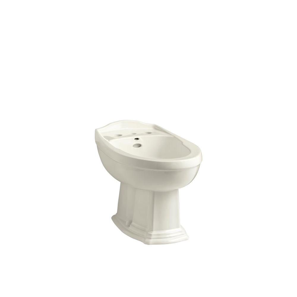 KOHLER Portrait Elongated Bidet in Biscuit-DISCONTINUED