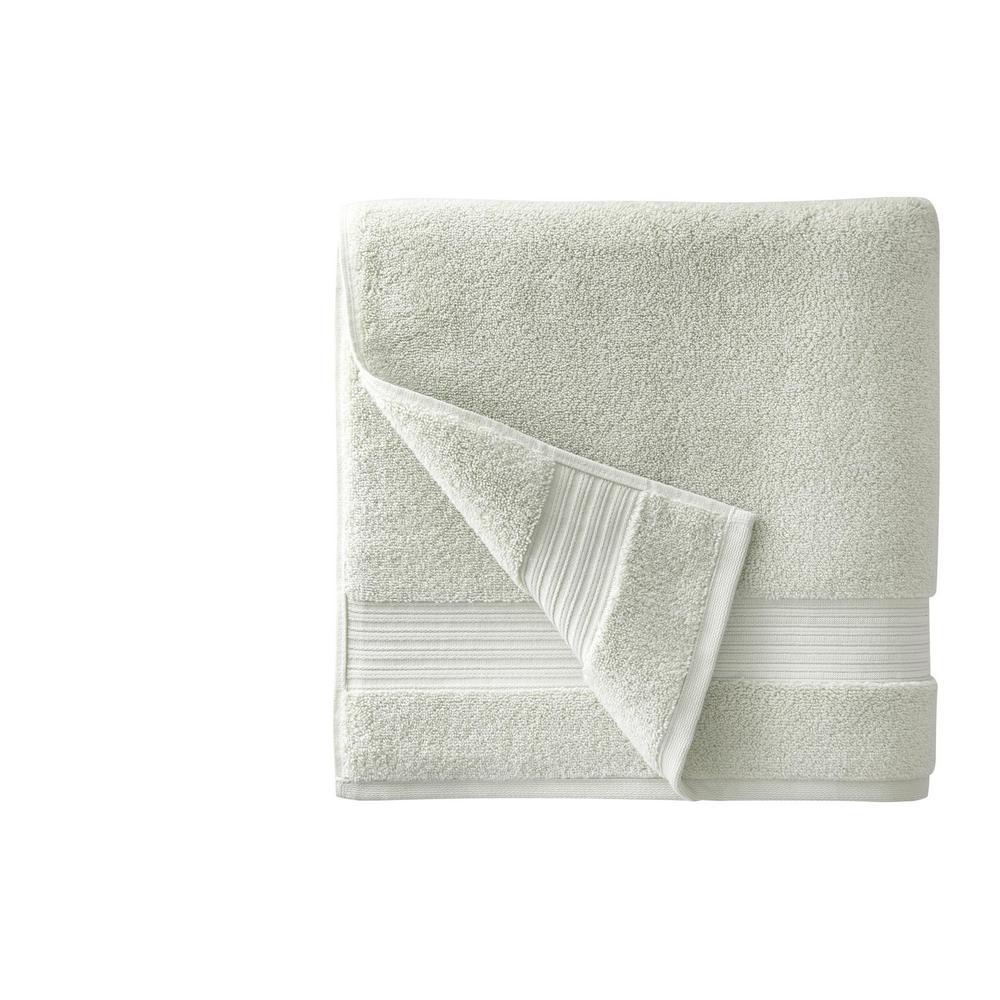 Egyptian Cotton Bath Towel in Sage